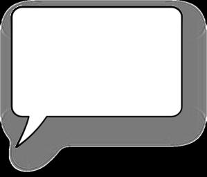 299x255 Bubble Clipart Text Message