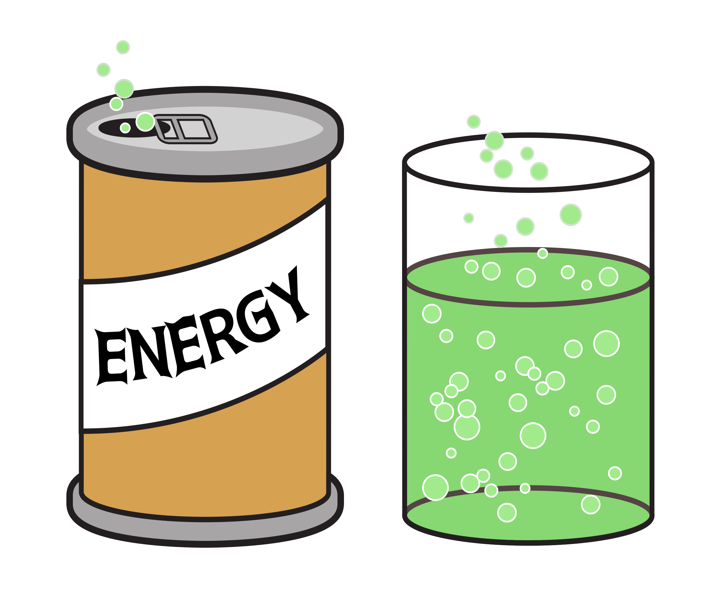 2400x2026 Drink clipart energy drink