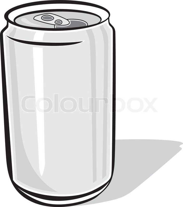 705x800 Energy Drink clipart beer can