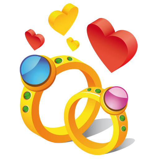 512x512 Engagement Ring Cartoon Clip Art 9 Engagement Rings