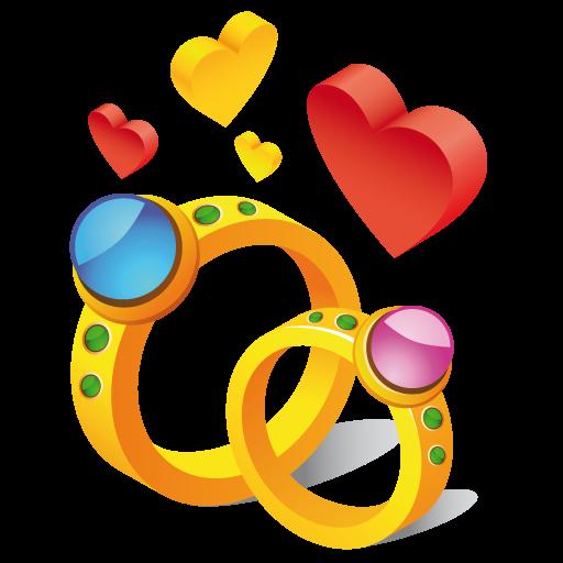 512x512 Engagement Ring Cartoon Clip Art 9 Engagement Rings