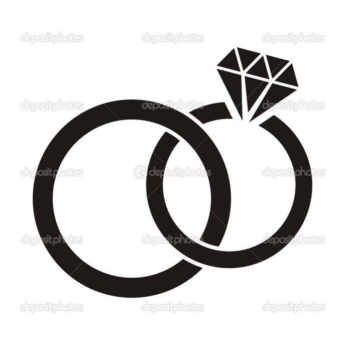 687x687 Wedding Rings Clip Art Wedding Rings Zales Neil Lane Free