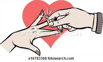 350x210 Hand Clipart Engagement