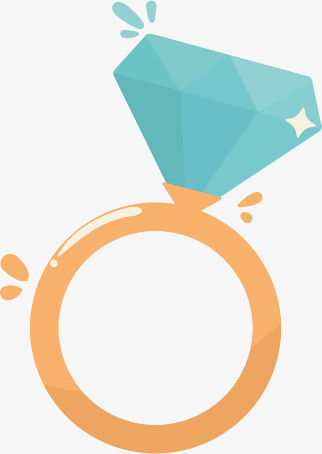 650x917 Fashion Diamond Ring Vector, Vector, Diamond Ring, Love Png