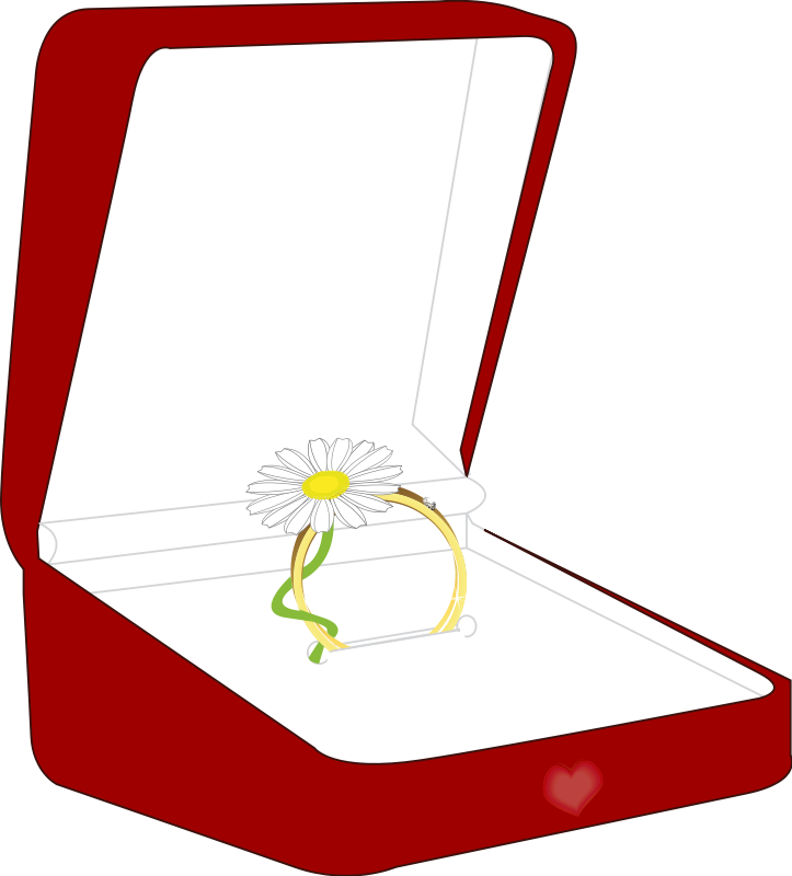 723x800 Engagement Ring Cartoon Clip Art 9 Engagement Rings