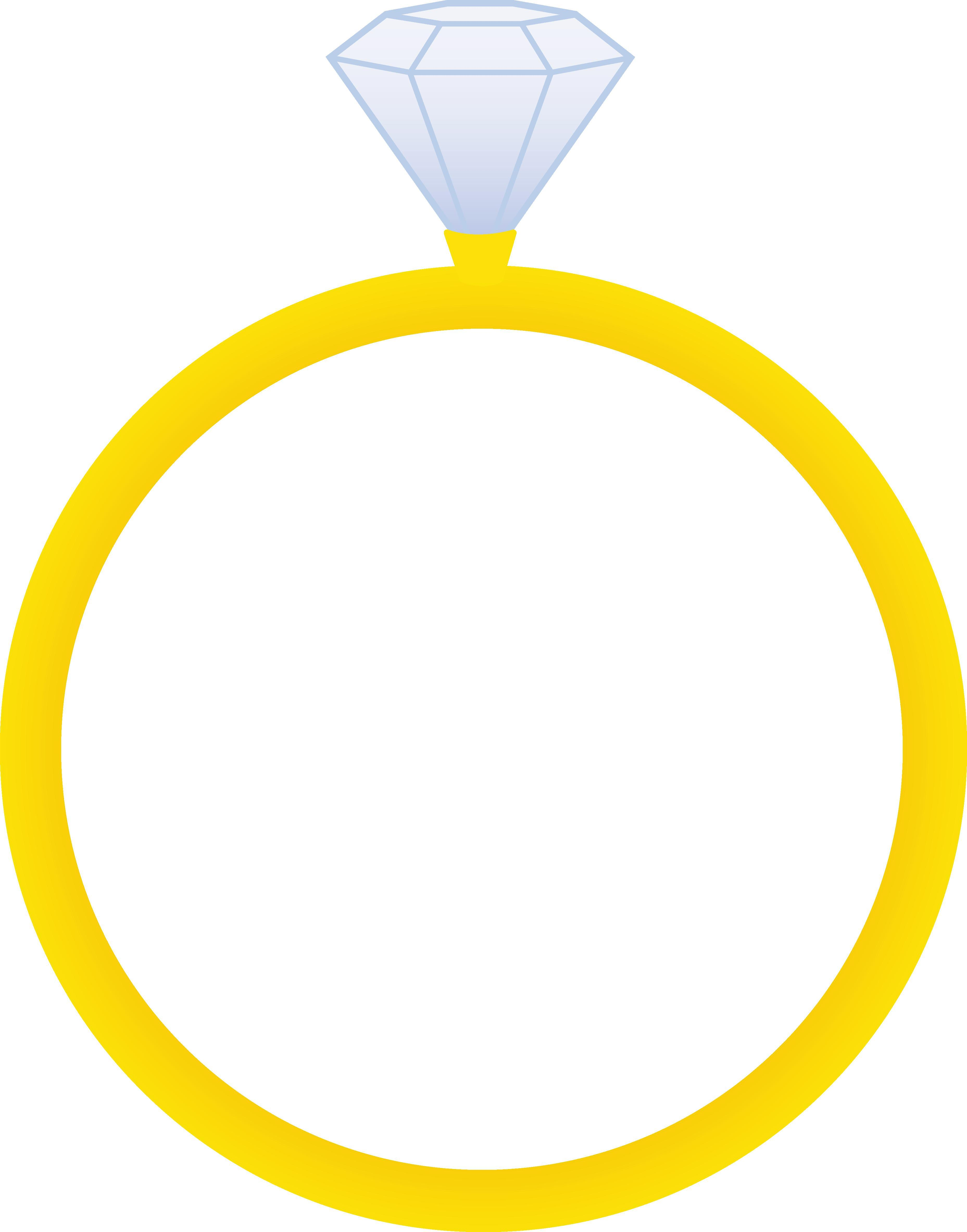 3714x4734 Linked Rings Clipart
