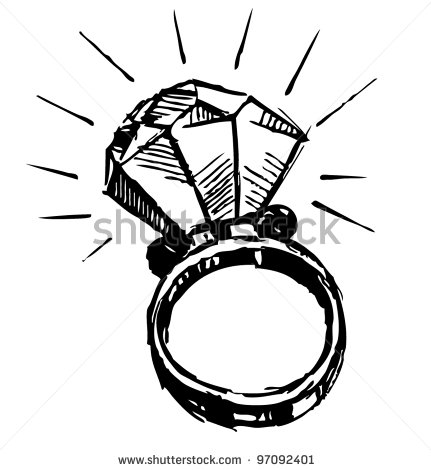 431x470 Ring Vector