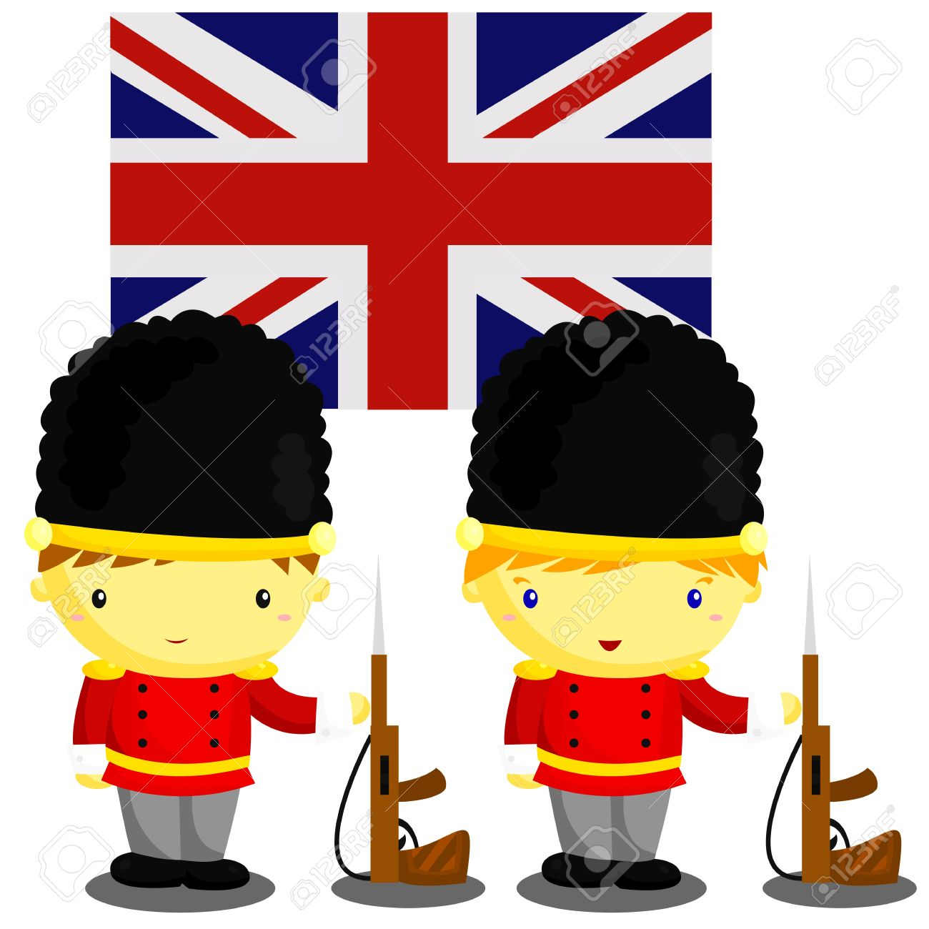1300x1300 Soldier Clipart England