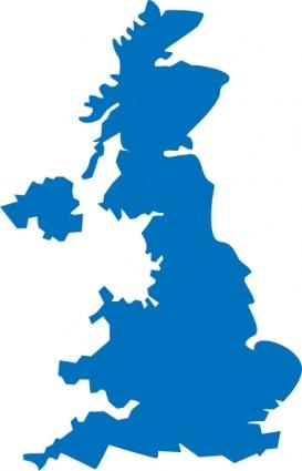 273x425 United Kingdom Map Clip Art Clipart Panda