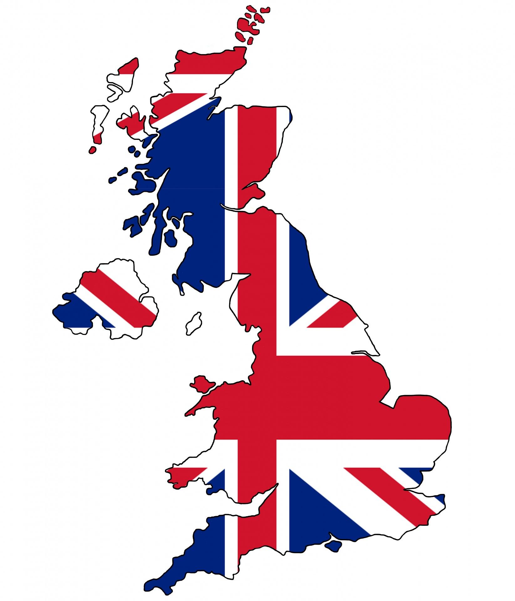 1645x1920 British Flag Clipart England Map