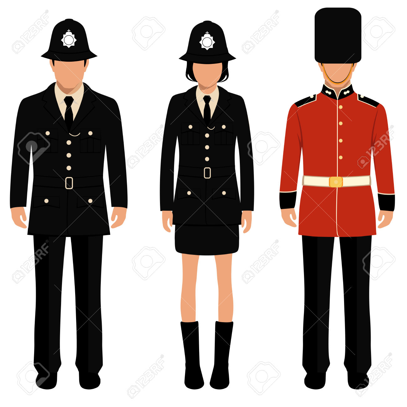 1300x1300 Police Clipart