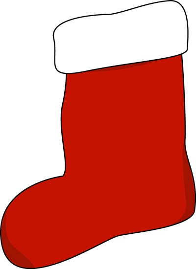 400x550 Clipart Stocking