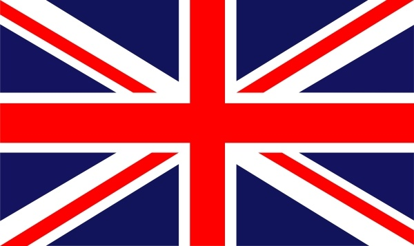 600x357 British Flag Clip Art Free Vector In Open Office Drawing Svg