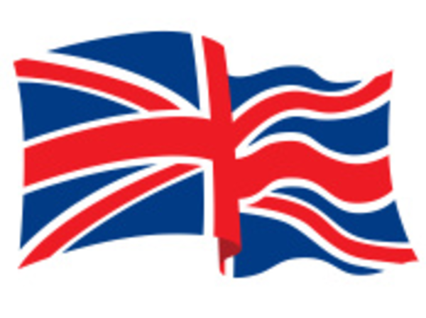 600x448 British Flag Clipart England