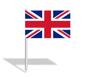 300x250 British Flag Clipart