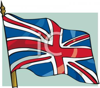 350x308 British Flag Clipart Enlish