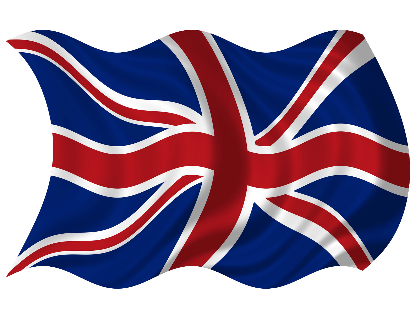1600x1200 British Flag Clipart Official