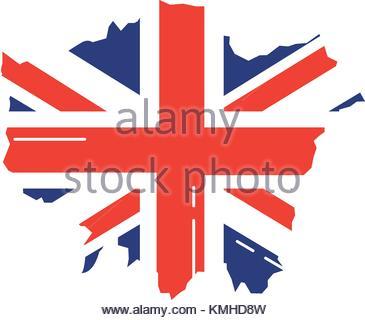 365x320 United Kingdom Map Icon. London Uk Landmark Tourism And England