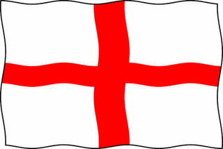 320x214 St George's Day Flag Free Clip Art