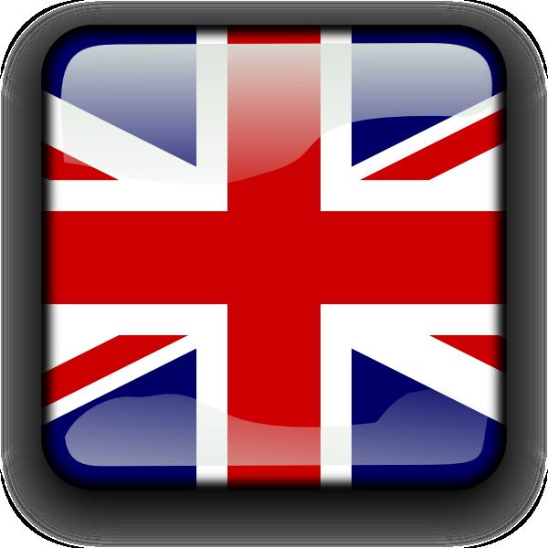 600x600 British Flag Clipart England