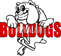 English Bulldog Clipart