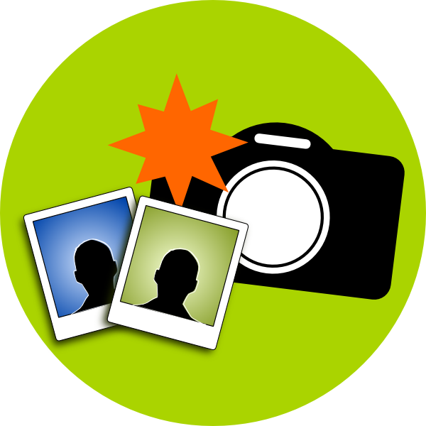 600x600 Entertainment Digital Camera Still Clip Art
