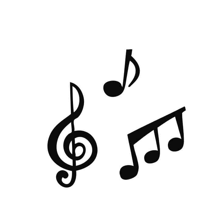 720x720 Music Clipart Musical Entertainment