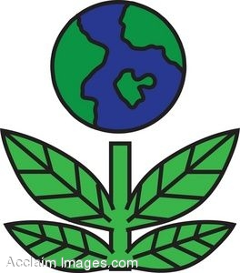 264x300 Earth Clipart Environmental Scientist