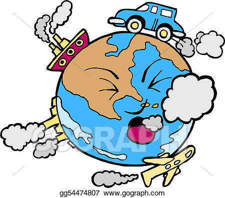 450x396 Polluted Environment Clip Art Cliparts
