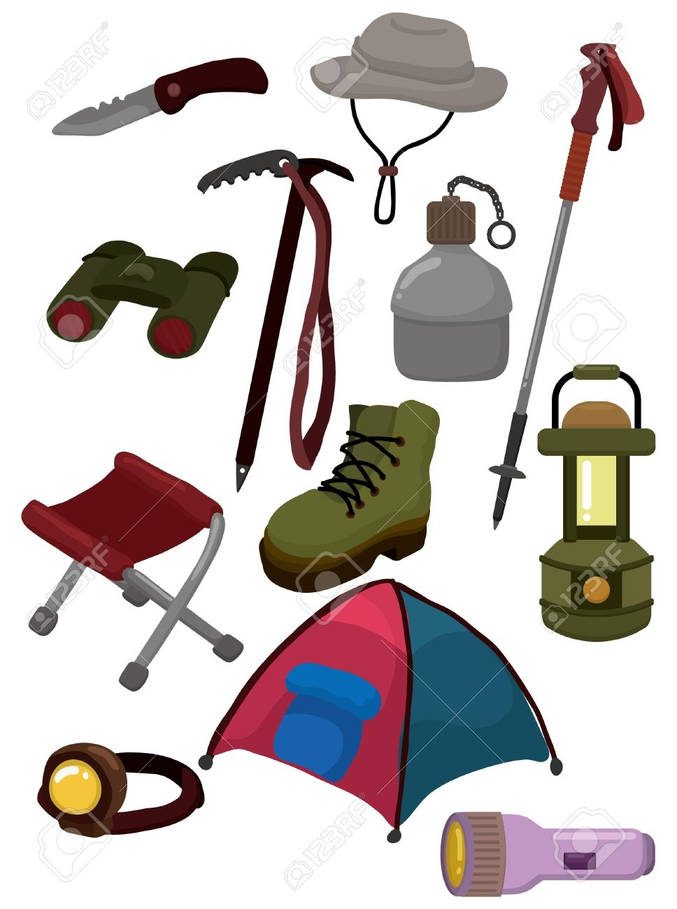 968x1300 Mountain Climbing Equipment Clip Art Cliparts