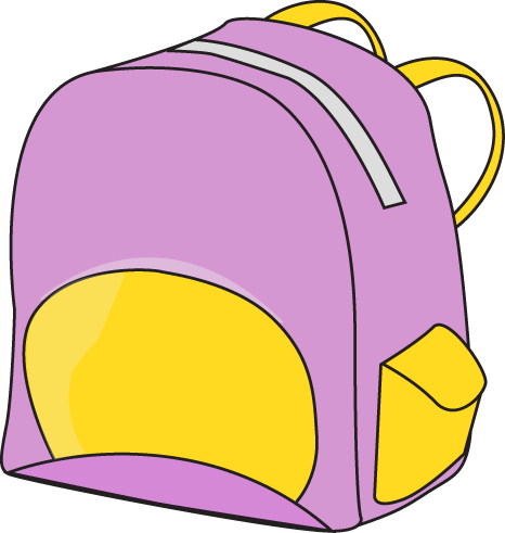 466x491 School Supplies Clip Art