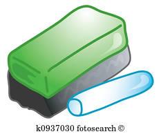 233x194 Eraser Illustrations And Clip Art. 3,587 Eraser Royalty Free