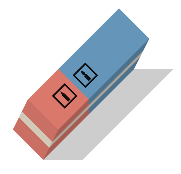 746x717 Free Eraser Clip Art Eraser Clipart Panda
