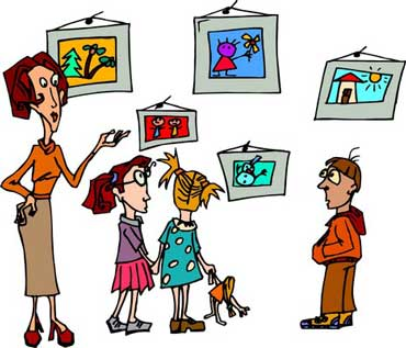 370x317 ESL Lesson on Art
