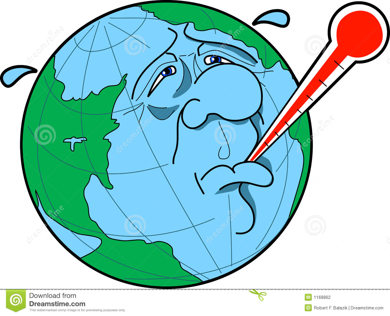 1300x1054 Concept Global Warming Or Clipart Panda