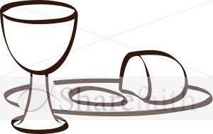 300x189 Simple Communion Clip Art Communion Clipart