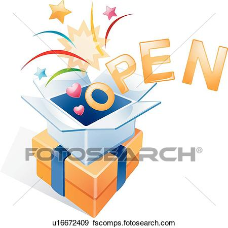 450x449 Clip Art Of Open, Icons, Gift Box, Gift Boxes, Event, Heart, Icon