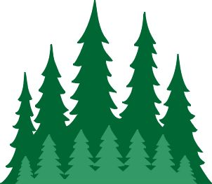 Evergreen Clipart