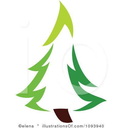 Evergreen Tree Clipart | Free download best Evergreen Tree ...