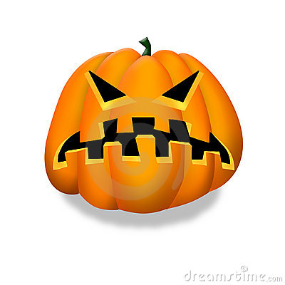 400x400 Scary Pumpkin Pictures Clip Art