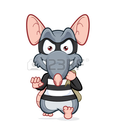 Evil Rat Cliparts