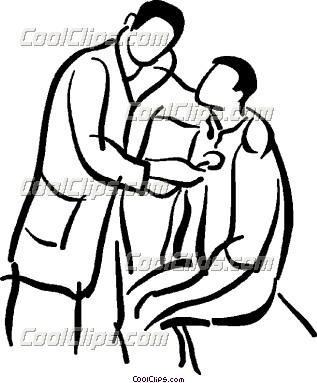 317x383 Medical Physical Clipart