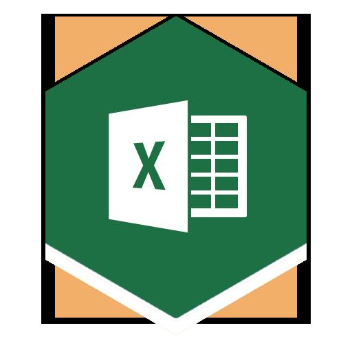 512x512 Honeycomb Excel (Spreadsheet) By Datartbro