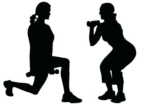 500x350 Exercise Clipart Free Fitness And Exercise Clip Art Pictures