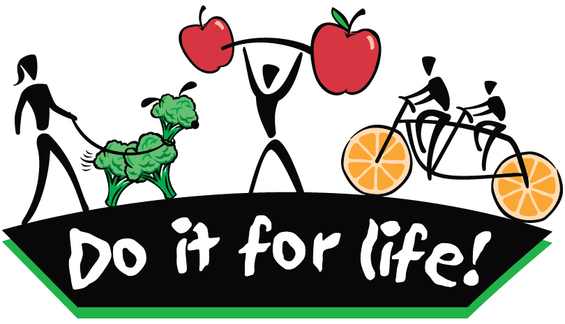 810x465 Healthy Eating And Exercising Clip Art Cliparts