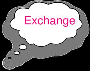 299x234 Exchange Clip Art