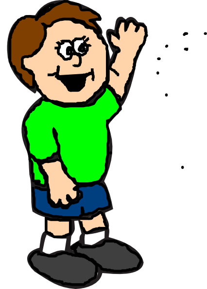 426x596 Happy Kid Clip Art