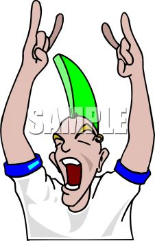 226x350 Excited Clip Art Images Clipart