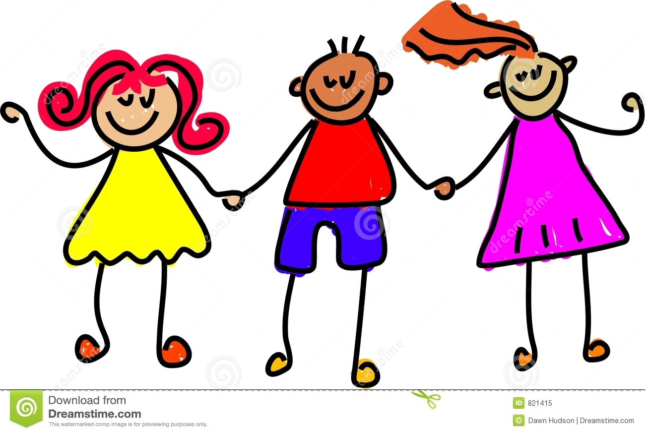1300x875 Happy Kids Clipart