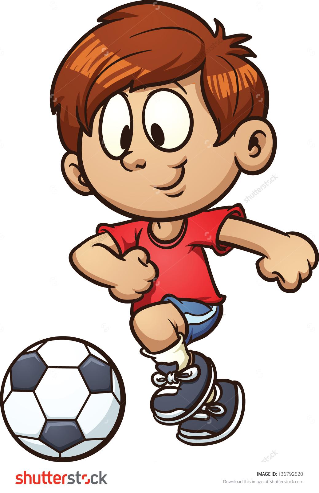 1038x1600 Boy Clipart Soccer Player